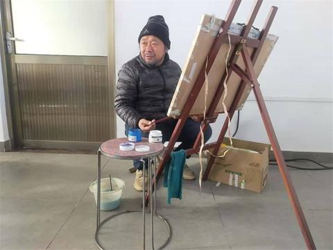 韩三明公益微电影《团圆》在诸城蔡家沟顺利杀青