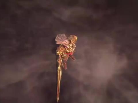 精灵梦:金骨宝剑的锻铸,竟离不开炎王,金王子更猛了