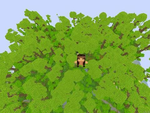 迷你世界版本脱胎换骨,全新雨林模式上线,新增生物和最强武器!