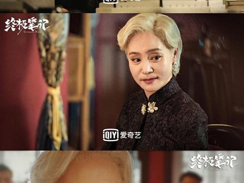 作为琼瑶代表女郎,刘雪华真从小美到老,一双眼睛还是少女的样子