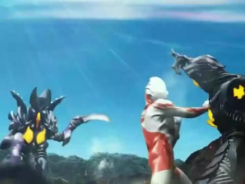 奥特银河格斗:梅洛斯和利布特的战斗力很强