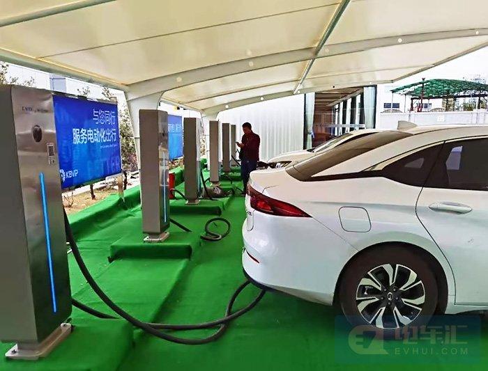 北京电动汽车充电新规4月实施:燃油车不得占用充电车位