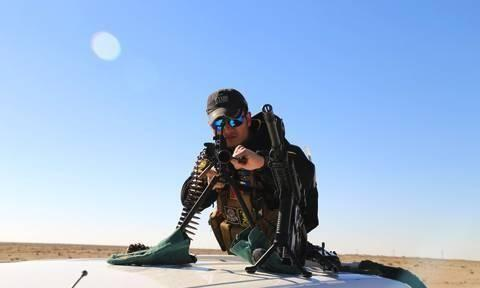 为赚到100万,陕西小伙冒险到伊拉克当雇佣兵,后来怎么样了?