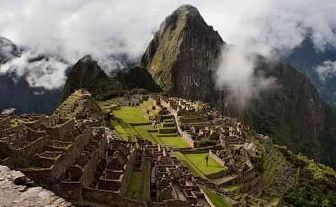 秘鲁 马丘比丘——失落的天空之城