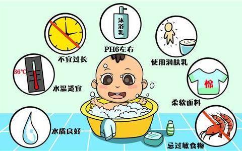 如何减少婴儿湿疹的发作 杏璞霜:以下注意事项 家长随时避免