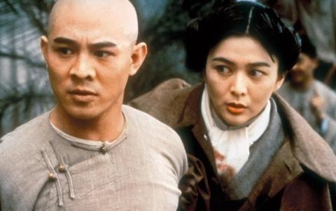 90年代李连杰主演电影票房成绩明细,香港本土票房不足全球的三成