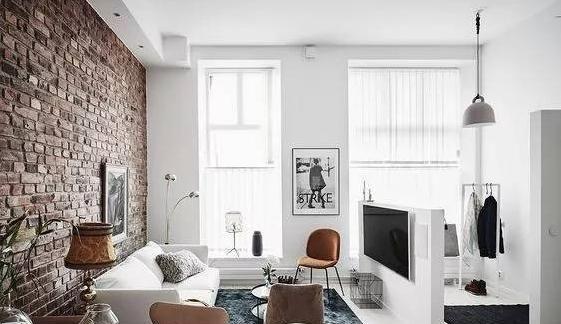 你认为一个小公寓会把墙砸碎吗?太天真,学习一种好的分区方法