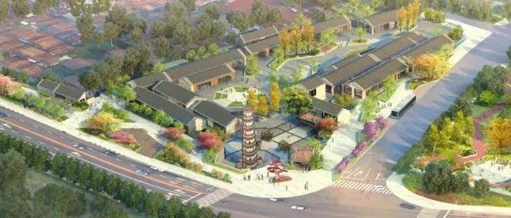 肇庆将新增一个公园和文创街区,效果图曝光!