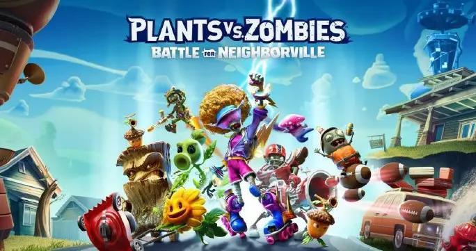 NS《植物大战僵尸:和睦小镇保卫战》3月19日发售