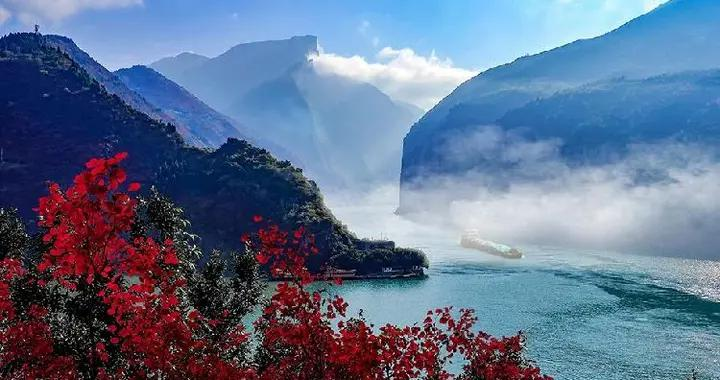 """社群耍事│""""好山好水好风光,有诗有橙有远方""""的奉节:6个地方上榜重庆市第一批历史地名保护名录"""
