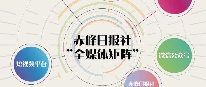 """赤峰日报社""""全媒体矩阵 全方位出击"""""""