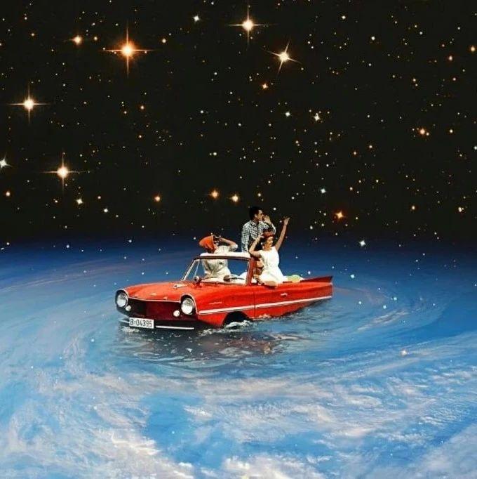 银河系漫游指南!好酷我们一起前往浪漫吧!