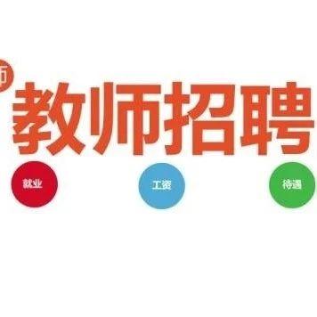 中华小学海伦国际学校2021年教师招聘公告