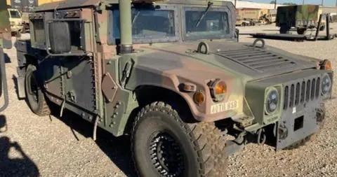 美国加州一军械库被盗:77万元悍马战车不翼而飞