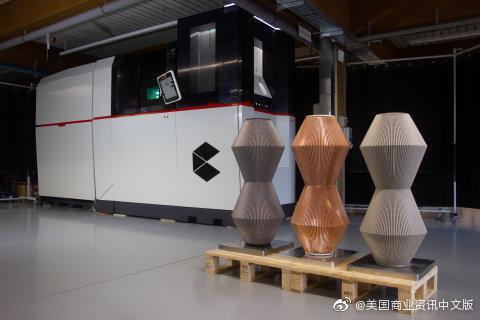 Sintavia向AMCM GmbH购买两台M4K-4打印机以扩大火箭制造能力