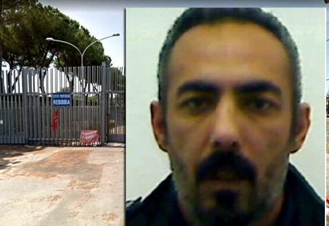 意大利一名服刑囚犯成功越狱 不到一年两起脱逃案