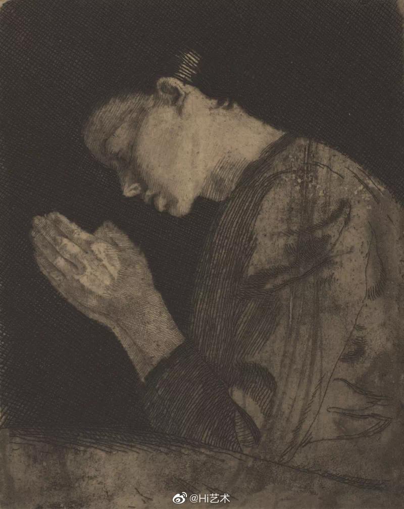鲁迅最推崇的女艺术家,一生苦难为何作品温情满满?……