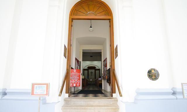 纪念槟城第一人,马来西亚最古老的英国教堂是国家宝藏的一个景点