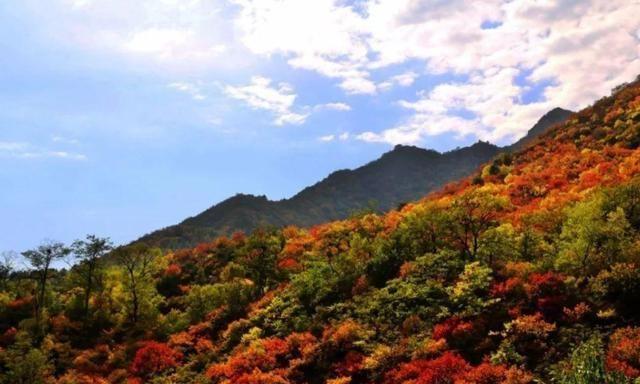"""北京一""""巨无霸""""公园走好,占地5100亩,堪称房山区的""""张家界"""""""