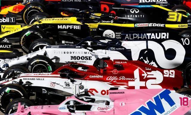 2021年F1赛车的空气动力学规则有哪些改变?