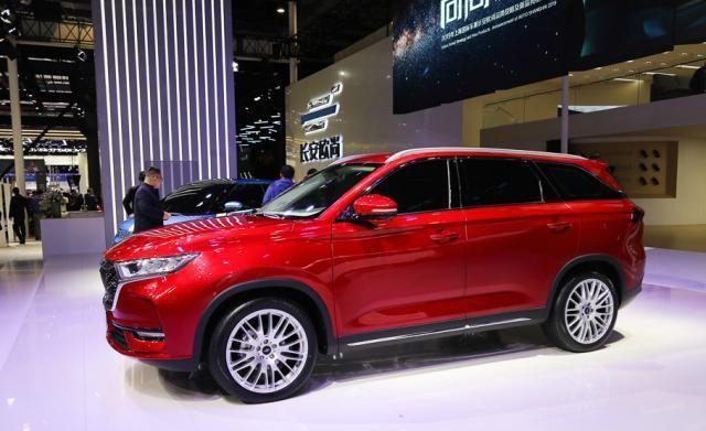 长安再添新款SUV,全LED大灯+人脸识别黑科技+空间超H6,低至11万