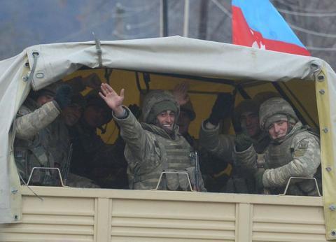 阿塞拜疆将参加土耳其军演,惨败的亚美尼亚应记住教训
