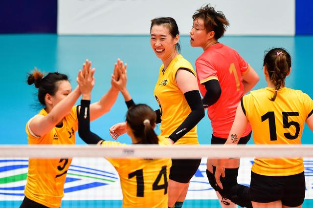 全运会预赛或有黑马,恐让天津女排尝败仗,国手加盟使其实力大增