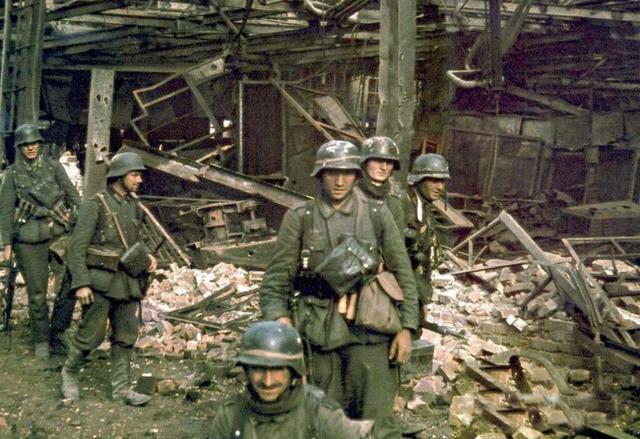 二战德国士兵绝笔情书,跨越50年仍感动世人,朱可夫为之动容