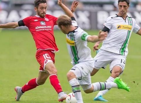 今日足球:美因茨VS沃尔夫斯堡、西汉姆联VS西布朗