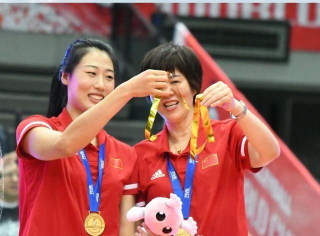 中国女排被一传耽误的暴力主攻刘晏含,郎平会带她去东京奥运会吗