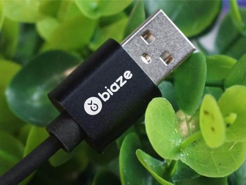 毕亚兹USB外置独立声卡帮你搞定