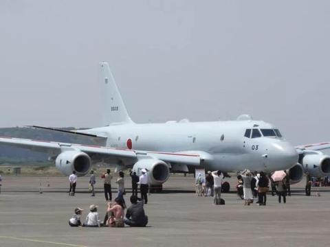 日本国产反潜机特意搞大象漫步!数量再多,没有制空权有啥用处?