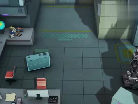 正义红师:博士研究东西,突然放出强光,所有设施怎么都停电了