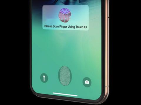 因疫情戴口罩影响,苹果iPhone 13或将重启Touch ID