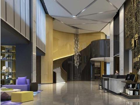 希尔顿欢朋酒店设计风格