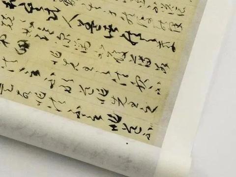 唐代一位道士写的草书,笔笔飞动,大诗人李白看了都赞不绝口!