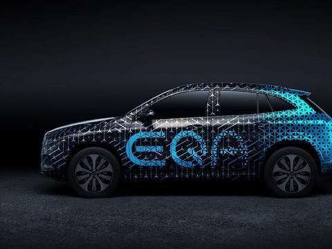 奔驰EQA将国产,与Model Y竞争,太高估自己了?