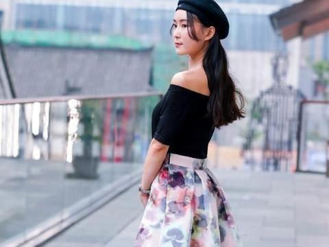 连衣裙的穿搭带来骨感美,突破穿衣绝限,打造时尚潮流感