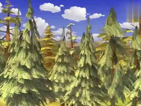 熊出没:熊二求助强哥,奈何心机光头强,竟然想偷偷的去砍树