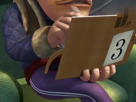 熊出没:光头强把工作日志写成日记,把老板气坏了,以后不用写了