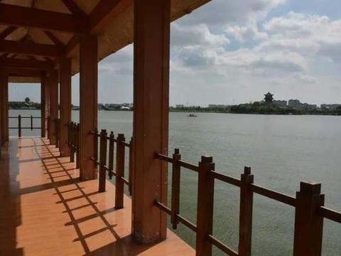 """聊城东昌湖国家湿地公园正式获封""""国字号"""",美景不容错过!"""