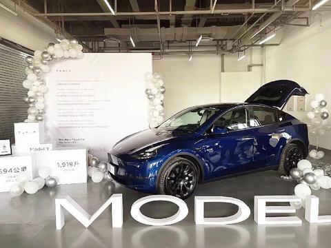 美版Model Y碰撞成绩出炉,国产今起交付