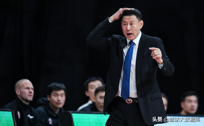 CBA赛程过半,江苏、天津、福建、同曦基本无缘季后赛