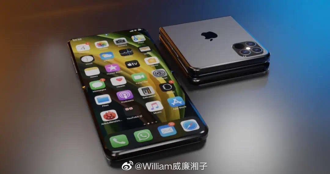 近日,Jon Prosser 给出了折叠屏 iPhone 原型机的一些消息……