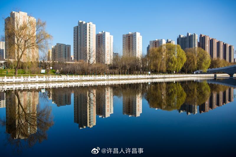 许昌市公布中心城区河湖水系2020年12月份管护情况