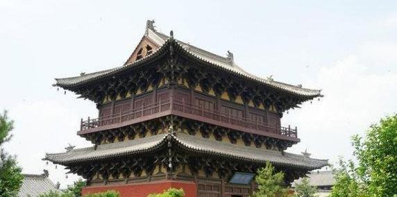 一座极小的寺庙,私藏在大同市区,还免费开放,超良心!