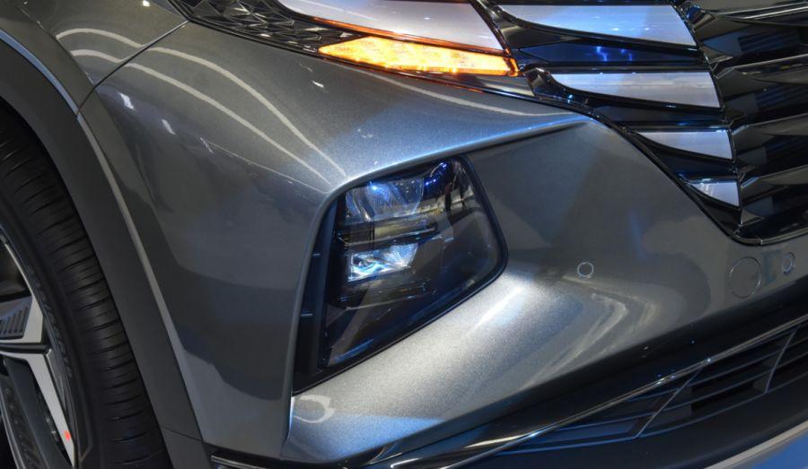 现代途胜使用概念车设计,调整至13.29万,开启走量模式