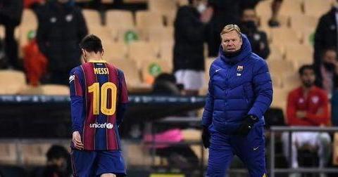 C罗球迷严重不满!巴萨为梅西打人红牌申诉,掩耳盗铃更令人厌恶