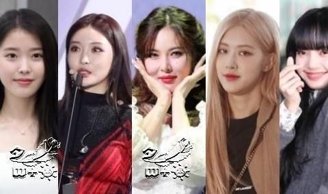 金请夏IU李知恩金泫雅BLACKPINK,2021年女SOLO歌手回归大战