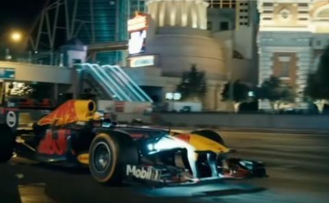 如果把F1赛车当作私家车并且开上马路